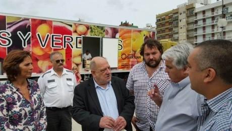 Promoción de productos sanjuaninos en Mar del Plata