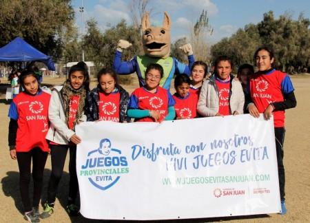 Comenzó la última semana de competencia de los Juegos Evita Provinciales