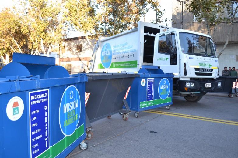 Misión Buen Ambiente ya recolectó 216 mil kilos de residuos