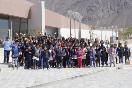 Escuelas de todo San Juan visitan Anchipurac
