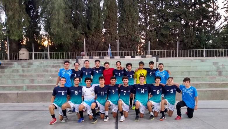 Juegos Binacionales: el handball masculino ya palpita el torneo