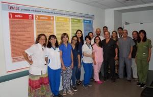 Nuevo sistema de Triage en la guardia ginecológica del Hospital Rawson