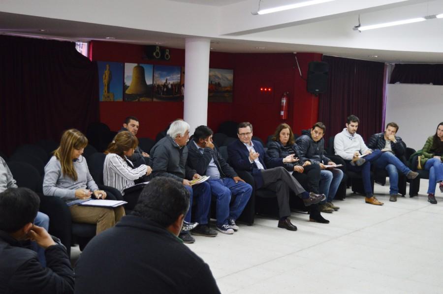 Gracias a la minería, más productores de Iglesia y Jáchal proveerán alimentos a Veladero